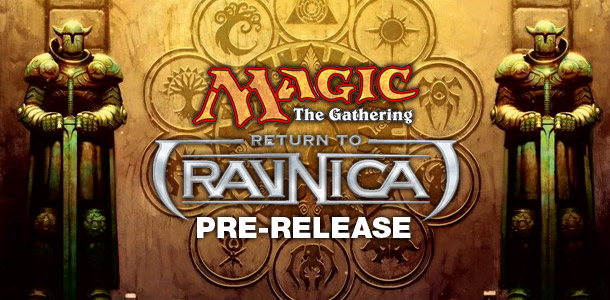 Presentacion Return to ravnica