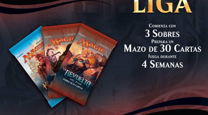Magic League La Revuelta del Éter