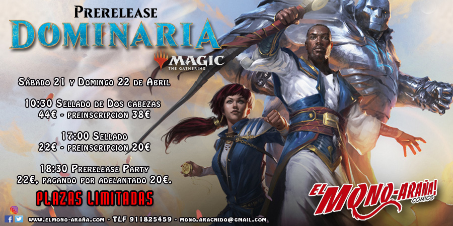 Magic Prereleases Dominaria