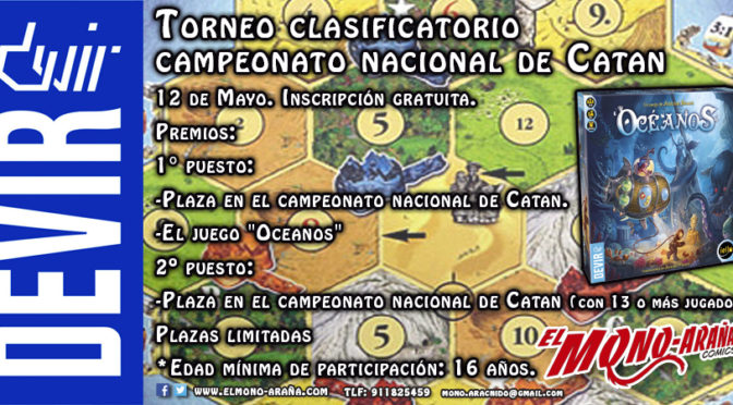 Clasificatorio Nacional Catan 2018